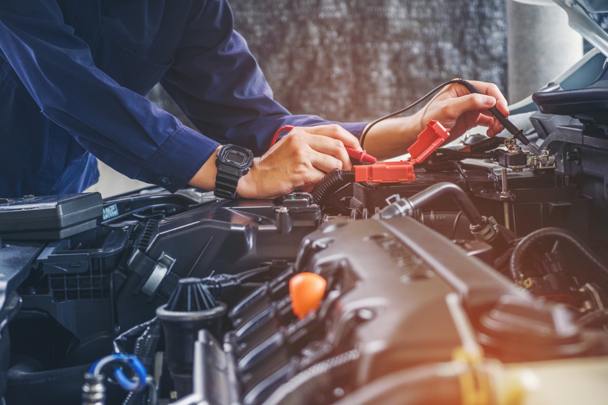 Car Engine Repair