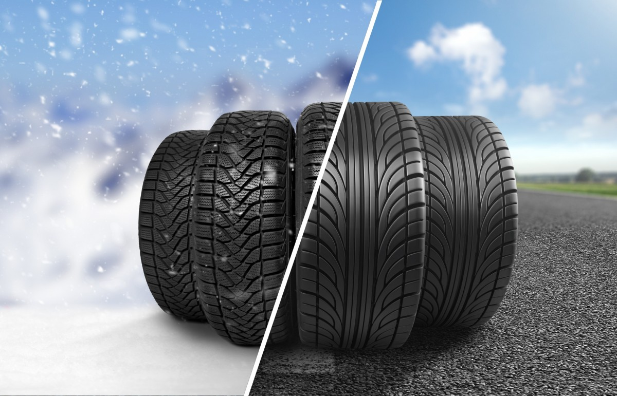 Winter/Summer tires
